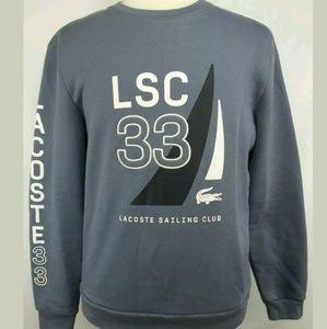 8596a49678a Lacoste Sweaters - Lacoste Men s Sailing Club Fleece Sweater.